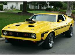 1972 mustang mach 1 value 1972 to 1974 ford mustang for sale on classiccars com 95 available