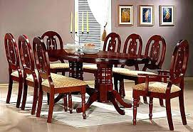 oval dining table for 8 dining tables that seat 8 good 8 seat dining room sets about remodel