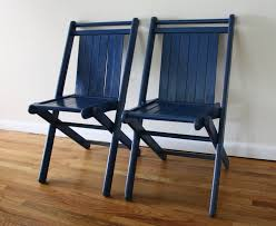 Old Metal Folding Chairs That Fold In Folding Chairs Picked Vintage
