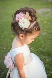 flowergirl hair best 25 toddler wedding hair ideas on baby girl hair