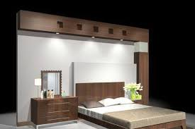 bed back wall design 3d model bed room bed with back wall cgtrader