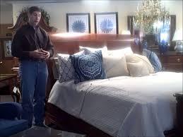 Henredon King Size Bedroom Set Hendredon King Sleigh Bed