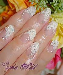 59 best nails wedding images on pinterest marriage bridal nails