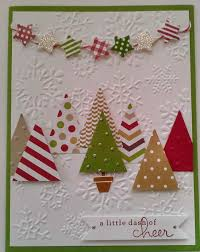 Pinterest Handmade Christmas Card Ideas Ne Wall