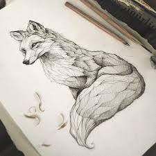 best 25 fox drawing ideas on pinterest fox tattoos fox and