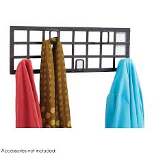 grid coat rack safco products