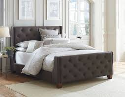 Best Tufted Headboards  Beds Images On Pinterest Tufted - Brilliant crate and barrel bedroom furniture home