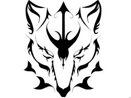 wolf tattoos png transparent free images png only
