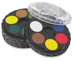 koh i noor 12 24 36 watercolor wheel stack pack and sakura water
