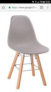 chaise but achetez 4 chaises grise de neuf revente cadeau annonce vente à