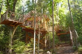 8 insane treehouses you can rent less than 7 hrs from toronto