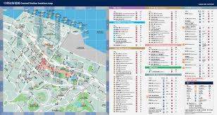 Grand Central Terminal Map Hong Kong U0026 Kowloon Mtr Station Maps 2012 2013 Printable Subway