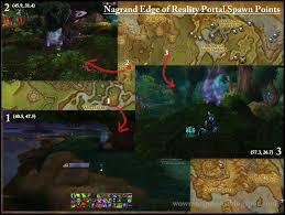 Camping World Locations Map by Wow Rare Spawns Voidtalon Of The Dark Star U0026 Edge Of Reality