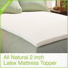 Bed Topper Amazon Com Organic Latex Mattress Topper Certified Organic