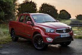 new ssangyong musso review auto express
