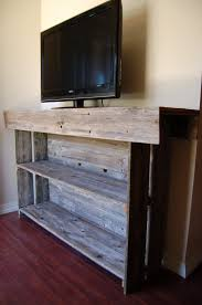 Wood Furniture Design Tv Table 49 Best Tv Stand Living Room Storage Images On Pinterest Pallet
