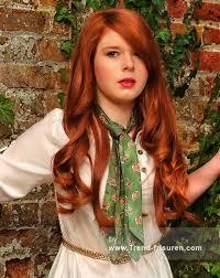 Frisuren Lange Haare Kupfer by Square Lange Rot Weiblich Gerade Farbige Kupfer Glatte Big