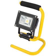 110v led work light draper 51370 cob led work inspection l light floor standing 600