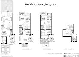 Dlf New Town Heights Sector 90 Floor Plan Dlf Town Houses Sector 86 Gurgaon
