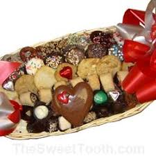 valentines day baskets s day baskets from the sweet tooth