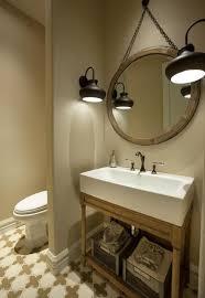 Rustic Bathroom Sconces 20 Rustic Style Bathroom Ideas For 2017 Master Guest U0026 Powder
