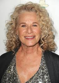 good hair style for curly har on 50 year old the best curly hairstyles for women over 50 carole king curly