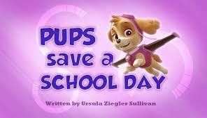 pups save paw patrol wiki fandom powered wikia