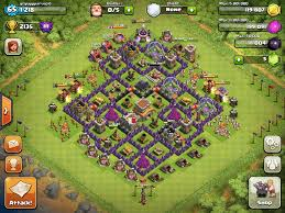coc layout builder th8 screenshot base designs th8 page 99