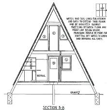 free a frame cabin plans a frame home plans free simple a frame house plans a frame house