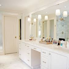 over the mirror bathroom lights mirror mounted bathroom sconces houzz