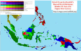 Sw Asia Map by Intriguing Patterns In Scolbert08 U0027s Map Of Religion In Insular
