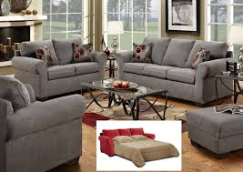 Living Room Sofas Sets 1640 Graphite Gray Sofa Set Living Room Sets Collections
