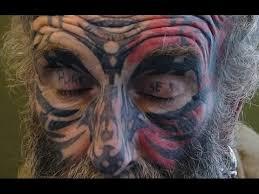 10 creepiest eyelid tattoos youtube