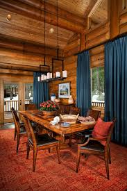 dining room rustic dining room table and chairs classic table