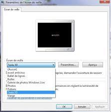 afficher l heure sur le bureau afficher l heure comme écran de veille sur windows 7