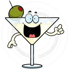 martini clip art cartoon martini idea by cory thoman toon vectors eps 67504