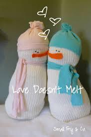 small fry u0026 co sweater sleeve snowman 100 no sew