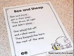 phonics poetry for grades k 2 susan jones
