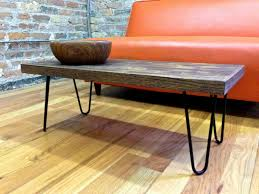 how to make a butcher block coffee table home table decoration