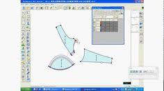 pattern and grading software richpeace software trousers grading system video of richpeace