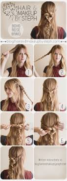 braided hairstyle instructions step by step 21 braided hairstyles for all kinds of tresses