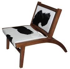 nordic cowhide chair premium american ash cowhide cushions