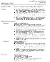 manufacturing engineer sample resume resume peppapp