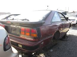 1985 nissan 300zx twin turbo junkyard find 1986 nissan 200sx turbo the truth about cars
