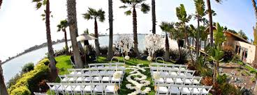 affordable wedding venues in san diego san diego wedding venue paradise point resort and spa