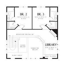 350 sq ft prairie style house plan 3 beds 350 baths 3217 sqft plan 48562