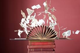 flower decor for home book sculpture workshop decorations for home or event paper rose