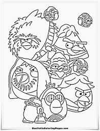 angry birds star wars coloring pages realistic coloring pages