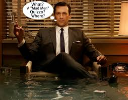 mad men quizzo coming soon at a 60s bar it u0027s gonna be awesome
