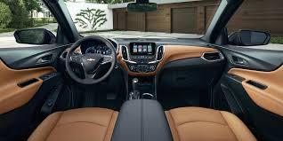 Ford Escape Interior - 2018 chevy equinox vs 2017 ford escape review in youngstown oh